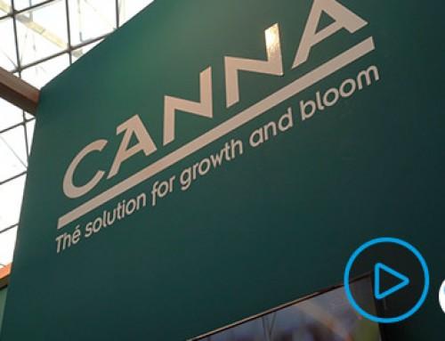 CANNA auf der Cultiva Hanfmesse 2018